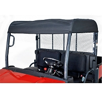 Fabric Sunshade Kit for Kubota RTV-XG850, X900, X1120