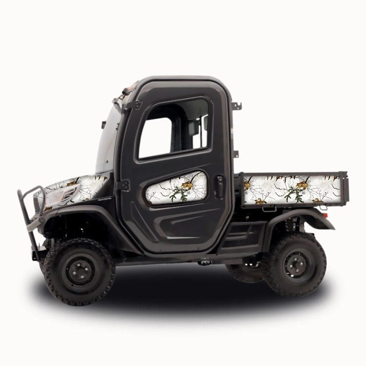 Realtree Camo Vinyl Vehicle Wrap For RTV X1100 RealTree