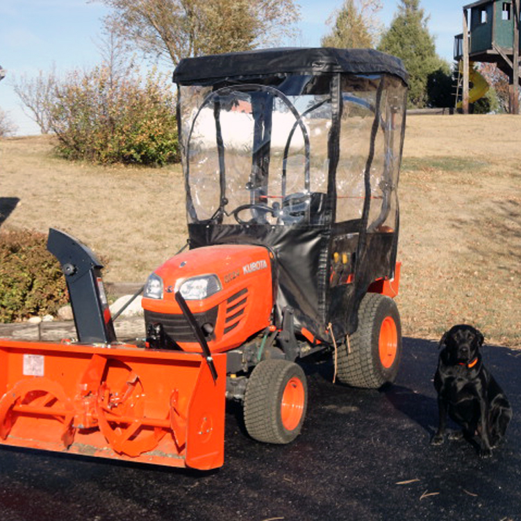 Kubota Lift Cover : Aftermarket accessories kubota