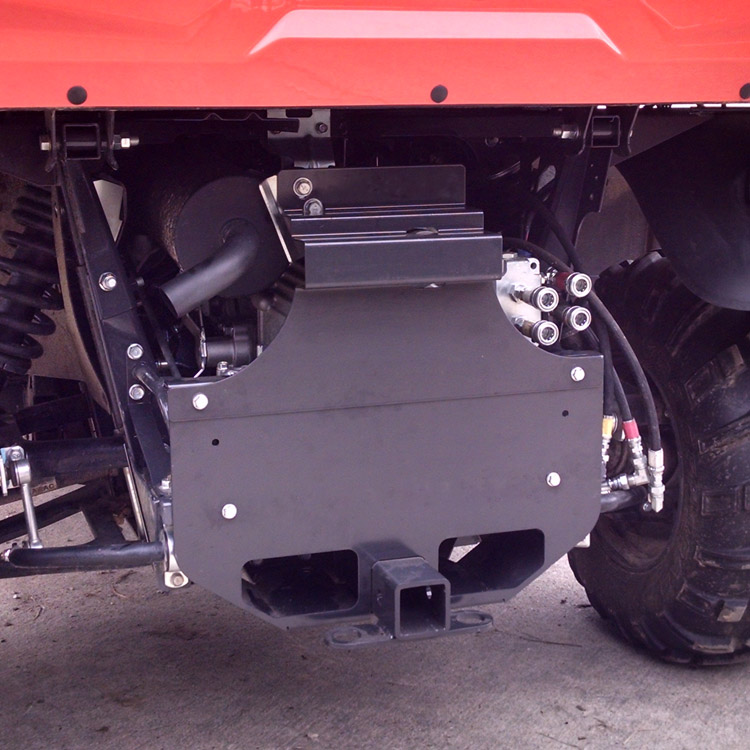 Transmission Cover For Rtv X900 X1100 X1120 X1140