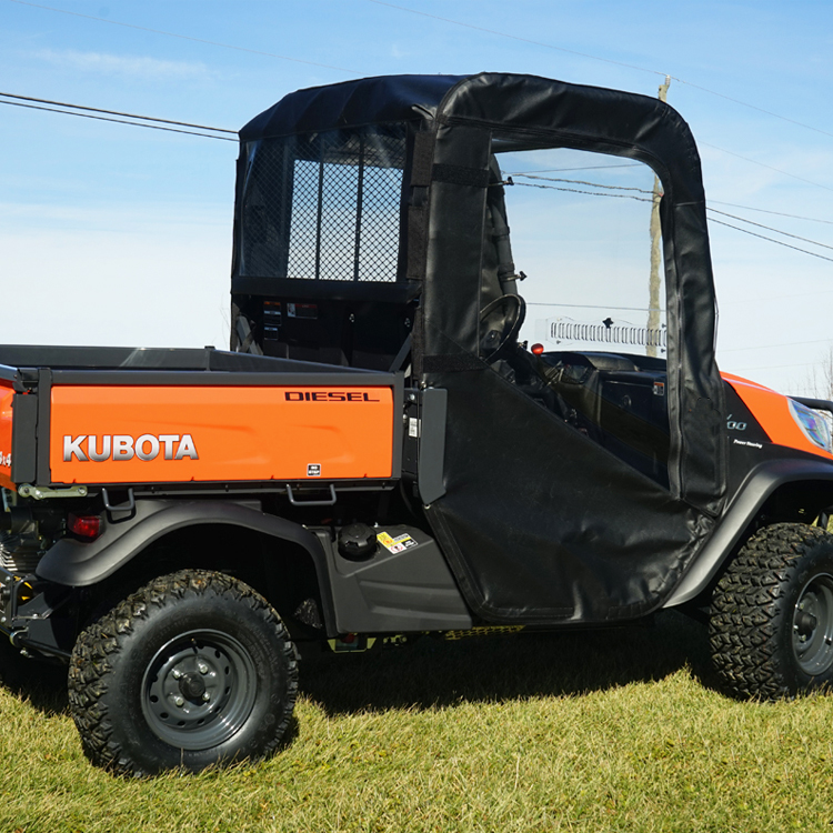 how to make kubota rtv 500 faster