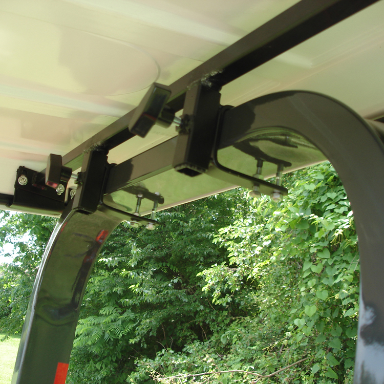 Hardtop Abs Plastic Canopy For Kubota Tractors And Mowers