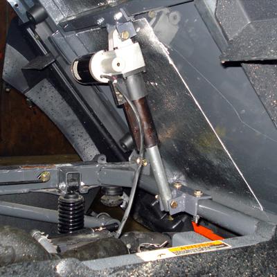 Standard Bed Lift Kit For Kubota Rtv400 Amp Rtv500