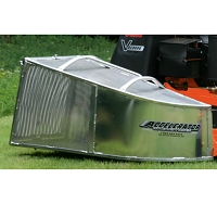 Jumbo Grass Catcher for Kubota GR2120-2