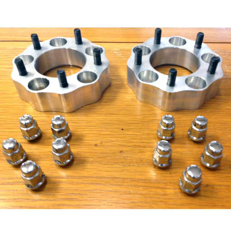 Kubota Wheel Spacer Kit : Quot wheel spacers for rtv