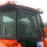 Protective Cage for Kubota M6060, M7060, 8560, & M9960