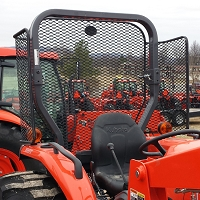 Protective Cage for Kubota MX-Series Non-Cab Tractors