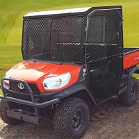 GOLF CAGE FOR THE KUBOTA RTV-X900