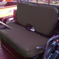 Seat Covers for the RTV X900, X1120D, & X1100