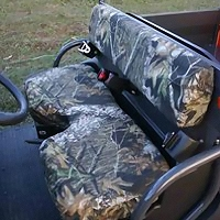 Bench Seat Cover for Kubota RTV400 & RTV500