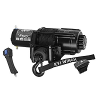 Stealth Series 4500lbs Winch