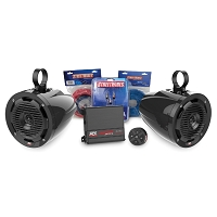 Two Speaker UTV Sound System (Bluetooth)