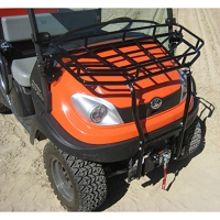 Hood Rack for Kubota RTV400, 500 Without Factory Bumper