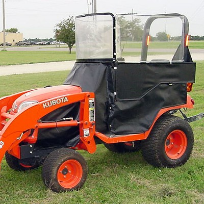 WeatherBrake for Kubota BX Series Tractors