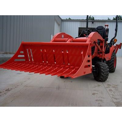 48 Quot Standard Rock Bucket For Kubota Bx Series Tractors