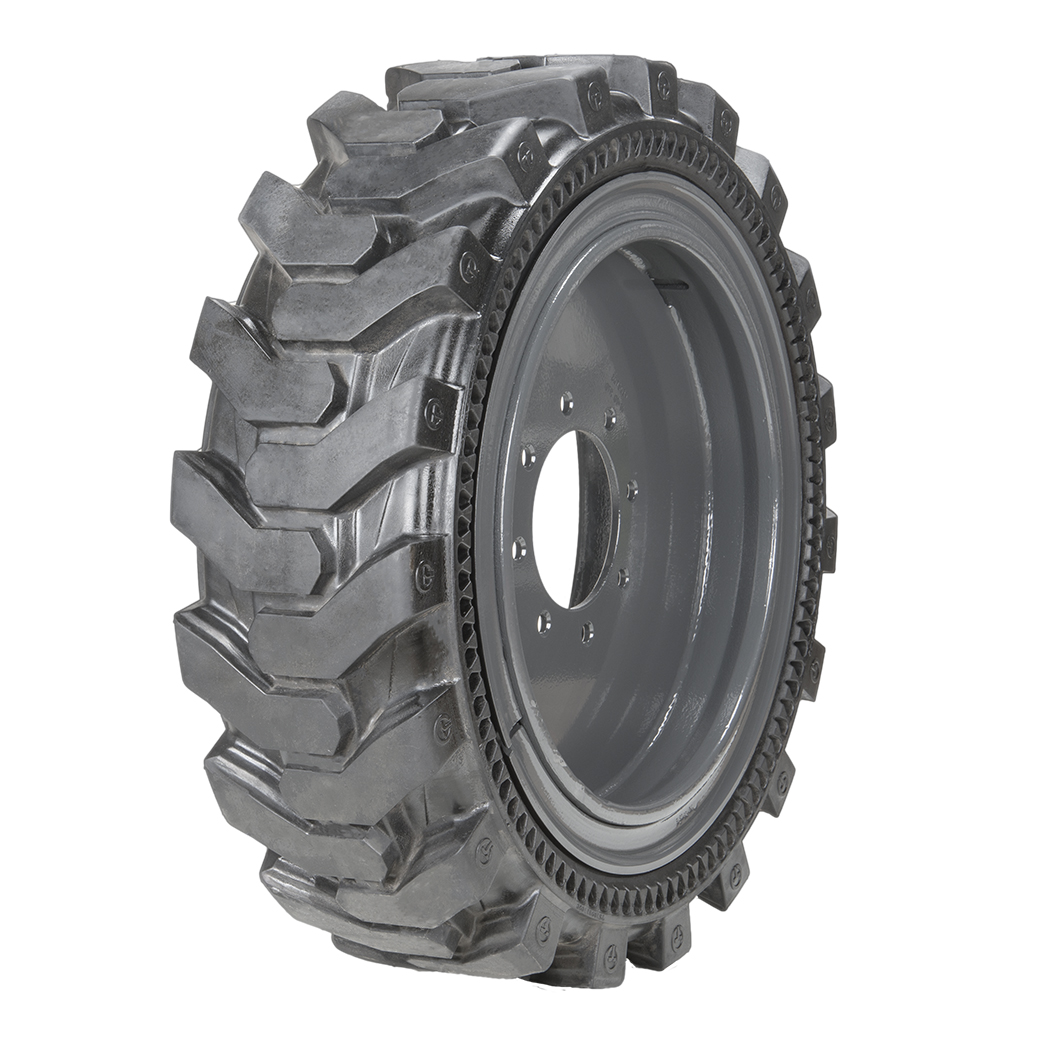 TIRES - SOLID SKID STEER TIRES
