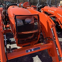 Tractor Grill Guard