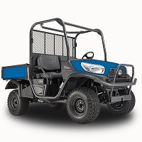 Blue - Vinyl Wrap for Kubota RTV-X900, X1120