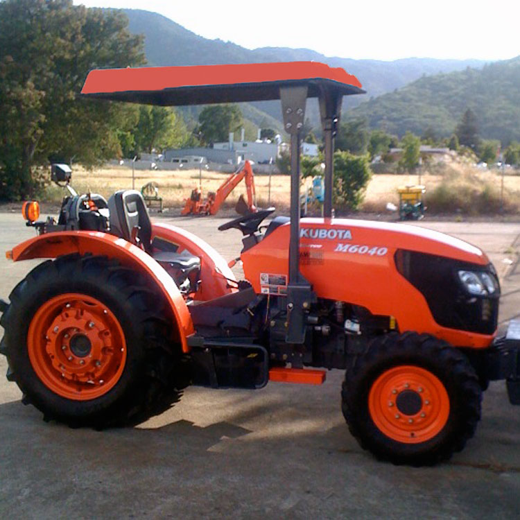 Fiberglass Sunshade For Kubota Narrow Amp Vineyard Tractors