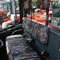 Seat & Head Rest Covers for RTV1100