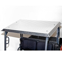 Diamond Plate Canopy for RTV-XG850, RTV-X900, X1120 - Polished