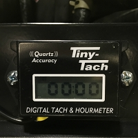 Hour/Tach Meter for Kunz Mowers