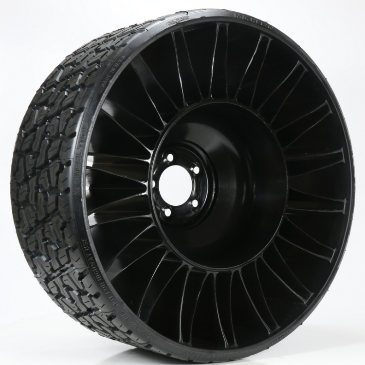 Michelin X Tweel Turf Airless Radial Tire 26 Quot X 12 Quot N12