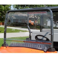 Vented Windshield for RTV1140 (Polycarbonate)