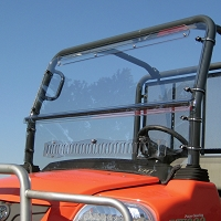 Vented Windshield for RTV900 (Polycarbonate)