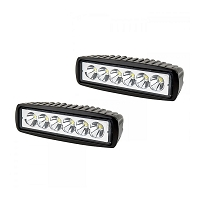 Dual LED Work Light Kit