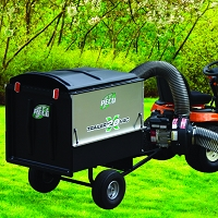 X20 - 20 Cubic Foot Convertible Trailer Vacuum