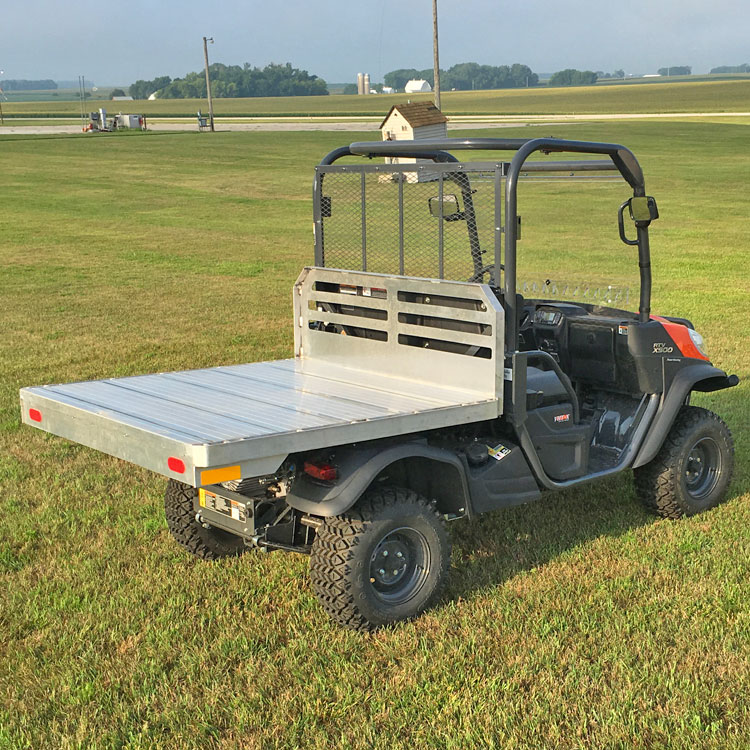 Flatbed Replacement For Rtv X Series