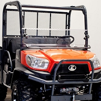 Versa Fold Polycarbonate Windshield for the RTV X-Series (Formerly SM-25029)