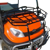 Hood Rack for the RTV400 & RTV500 with Factory Bumper