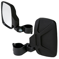 UTV Side View Mirrors for Full Size RTVs (Pair)