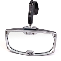 Halo-RA Cast Rearview Mirror With Cast Aluminum Bezel 2.00