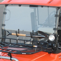One-Piece Windshield for RTV900 (Acrylic)