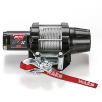 WARN VRX 35 Winch - Steel Cable