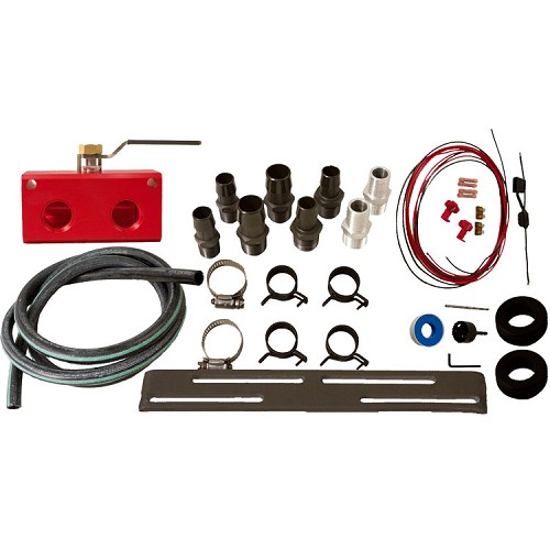 Hydronic Cab-Heater Installation Kit