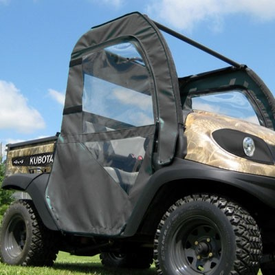 Side Door & Rear Window Kit for Kubota RTV400