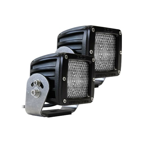 Dually PRO HD - Diffused (Pair)