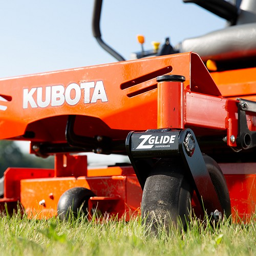 ZGLIDE SUSPENSION FOR KUBOTA Z100 / Z200 SERIES MOWERS