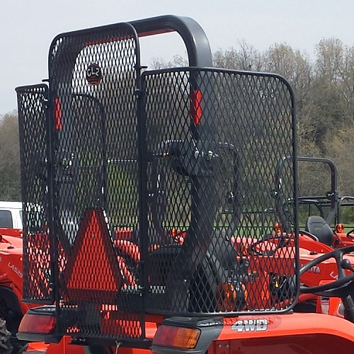 Side Screens for Use with Rock Screens - L Series Tractors (L4701)
