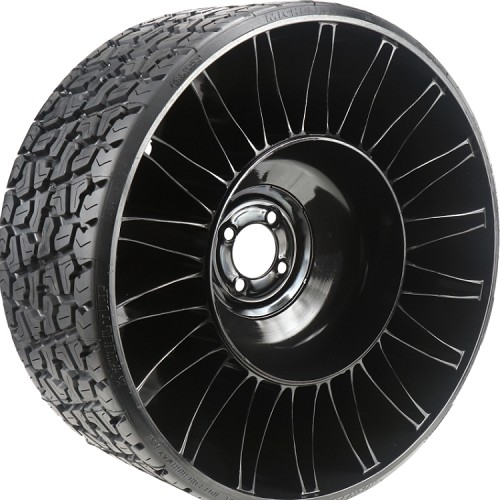 "Michelin X-Tweel Turf Airless Tire 18"" x 8.5"" for Kubota Mowers"