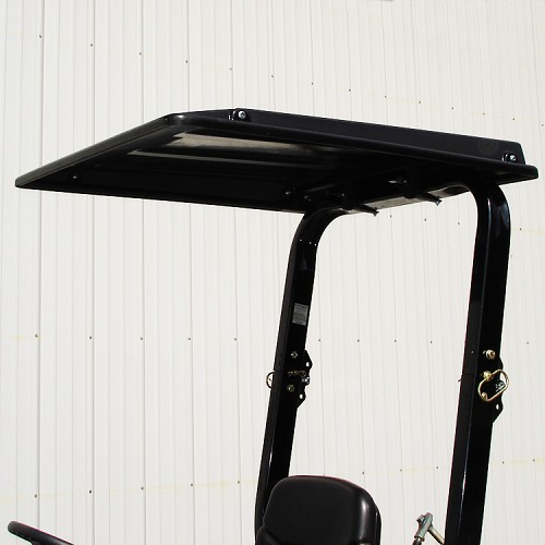 Black Replacement ABS Top for OT-30382 ROPS Sunshade