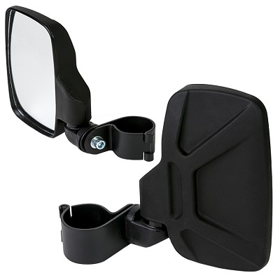 "Sideview Mirrors - Fits 2"" Roll Bar"