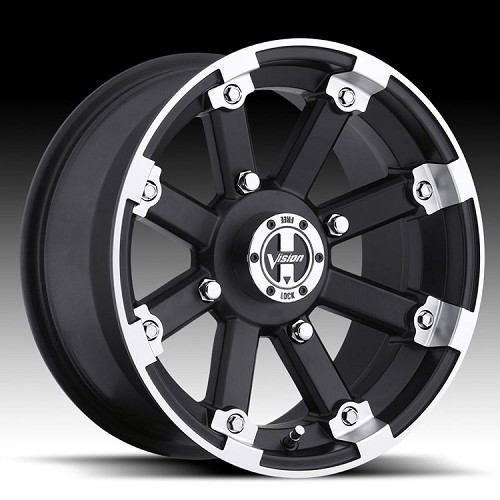 "393 Lockout 14"" x 7"" Wheel (4 x 110)"