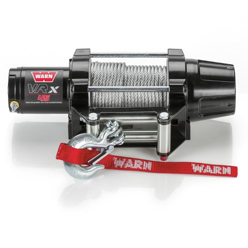 WARN VRX 45 Winch - 4,500 LB Steel Cable
